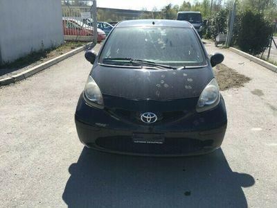 gebraucht Toyota Aygo 1.0 blue