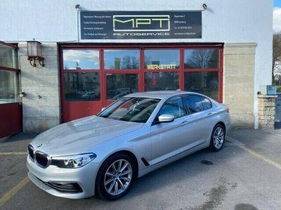 gebraucht BMW 520 5er 520i Sport Line Steptronic 5er i Sport Line Steptronic