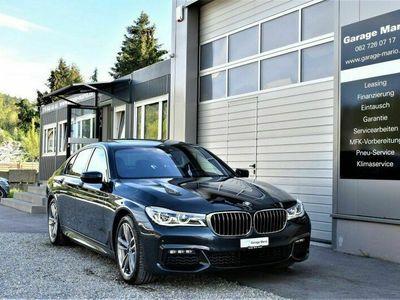 gebraucht BMW 730 d xDrive *M-PAKET* Steptronic