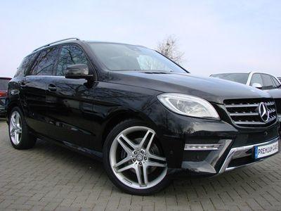 gebraucht Mercedes ML350