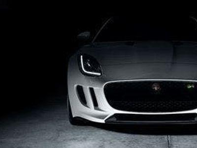 gebraucht Jaguar F-Type Coupé 3.0 V6 S/C AWD R-Dynamic Automatik