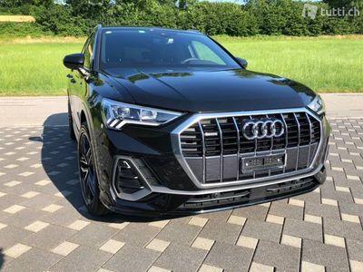 gebraucht Audi Q3 40 TFSI Sline quattro