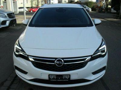 gebraucht Opel Astra Sports Tourer 1.6 CDTi ecoF Excellence Autom