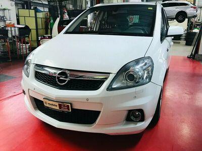 gebraucht Opel Zafira 1.7 CDTI - VXR