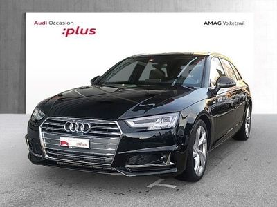 gebraucht Audi A4 Avant 40 TFSI S-tronic