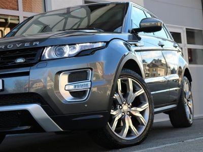 gebraucht Land Rover Range Rover evoque 2.2 SD4 Autobiography AT9