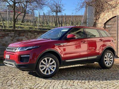 gebraucht Land Rover Range Rover evoque Range Rover Evoque Wunderschöner SE TD4/4x4