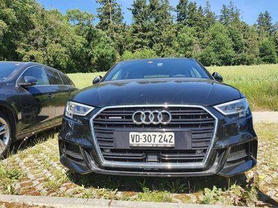 gebraucht Audi A3 Sportback 2.0 TDI Sport S-tronic quattro