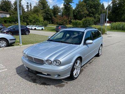 gebraucht Jaguar X-type Estate 3.0 V6 Traction4 Sovereign Automatic