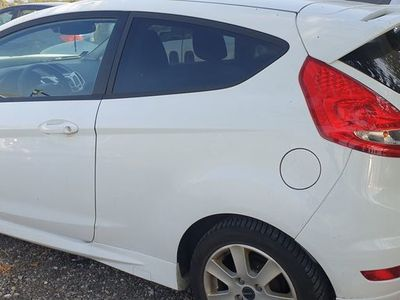 gebraucht Ford Fiesta 1.6 16V Sport