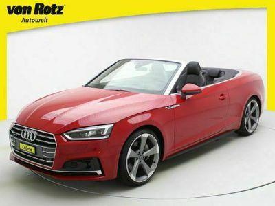 gebraucht Audi A5 Cabriolet  45 TFSI S line quattro