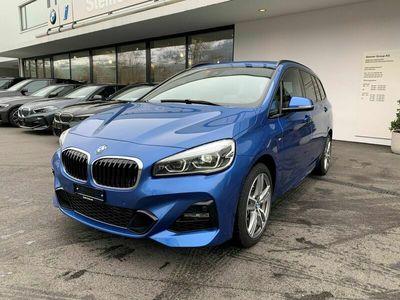 gebraucht BMW 220 Gran Tourer i DKG M Sport