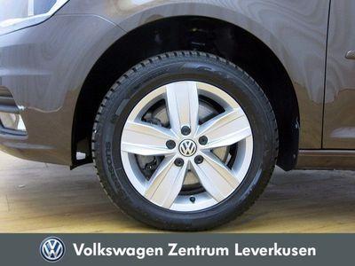 gebraucht VW Caddy Maxi 2.0 TDI Comfortline DSG 7SITZE NAVI