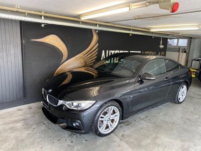 gebraucht BMW 428 i Coupé xDrive Steptronic