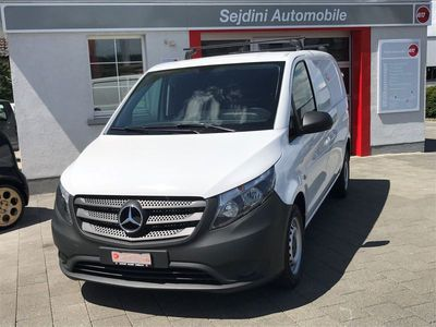 gebraucht Mercedes Vito 111 BlueTEC Euro 6