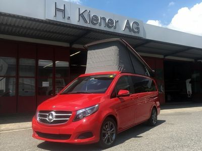 gebraucht Mercedes 200 V-Klasse Marco Polo Horizd A