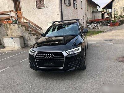 gebraucht Audi Q3 Sport Sline 4x4 2.0 TDI 184CV