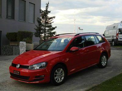 gebraucht VW Golf Variant 1.6 TDI Comfortline DSG