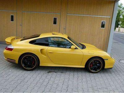gebraucht Porsche 911 Turbo 2000, 112'000 km
