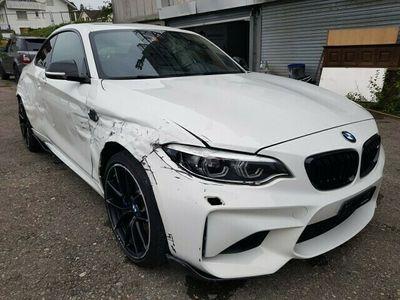 gebraucht BMW M2 Swiss Performance Edition Drivelogic