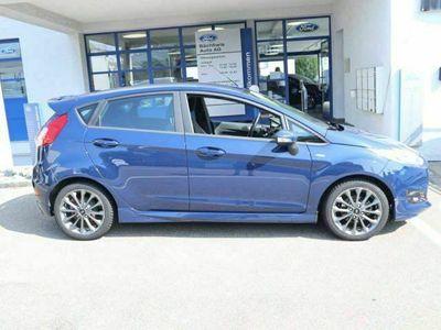 gebraucht Ford Fiesta 1.0 EcoB 125 ST-Line