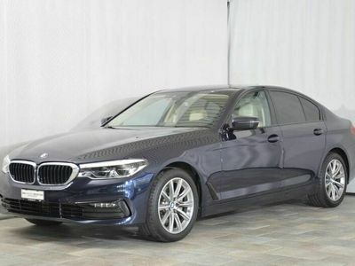 gebraucht BMW 520 5er d xDrive paddles