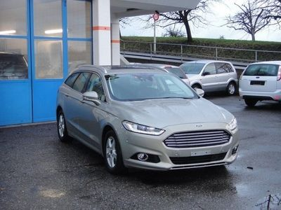 gebraucht Ford Mondeo 2.0 TDCi Titanium AWD PowerShift