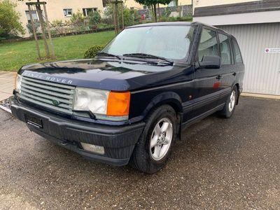 gebraucht Land Rover Range Rover Range Rover Wunderschöner4.6 HSE