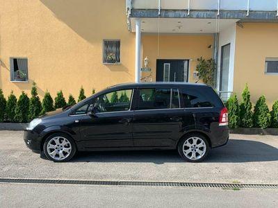 gebraucht Opel Zafira 1.9 Diesel, Automat, 7 Sitze