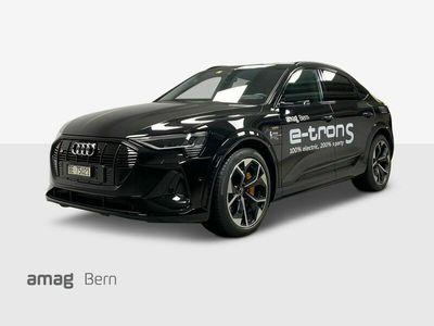 gebraucht Audi E-Tron  - S Sportback quattro
