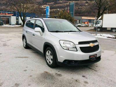 gebraucht Chevrolet Orlando 1.8 LS Cool