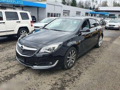 gebraucht Opel Insignia 2.0 CDTI 4x4 Automat jrg.2017 B6b