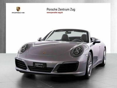 gebraucht Porsche 911 Carrera 4 Cabriolet ,