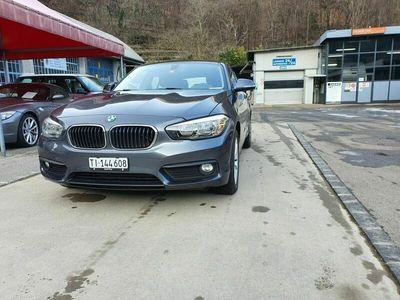 gebraucht BMW 116 1er d steptronic