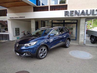 gebraucht Renault Kadjar 1.6 dCi Intens 4x4