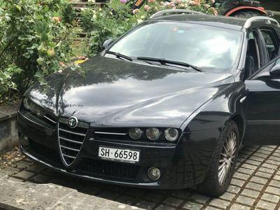 gebraucht Alfa Romeo 159 Exportfahrzeug