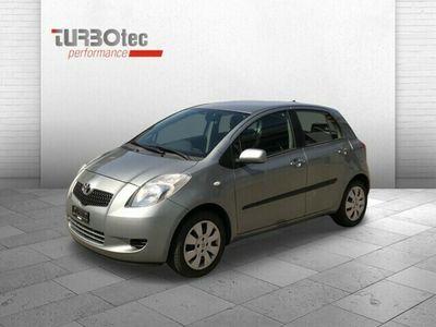 gebraucht Toyota Yaris 1.3 City Multimode