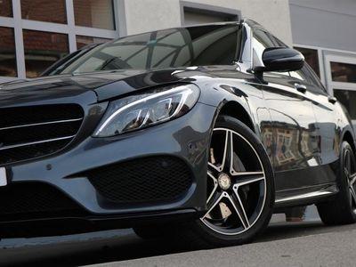 gebraucht Mercedes C250 C-KlasseAMG Line 7G-Tronic
