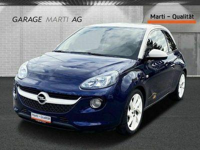 gebraucht Opel Adam 1.0i Turbo ecoFLEX Unlimited S/S