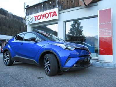 gebraucht Toyota C-HR 1.2 Turbo Style 4WD Multidrive S