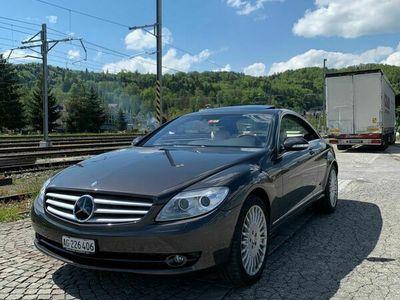 gebraucht Mercedes CL500 (84'000km)