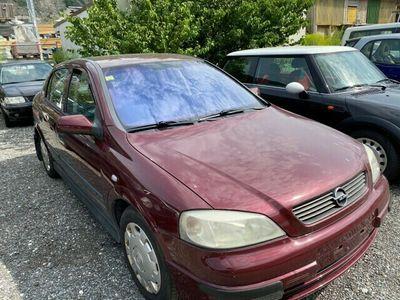 gebraucht Opel Astra 1.8i 16V Comfort