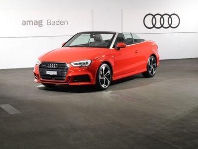 gebraucht Audi A3 Cabriolet 2.0 TFSI Sport quattro S-tronic