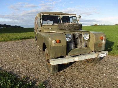 gebraucht Land Rover Defender Defender 88 88 Serie 2a