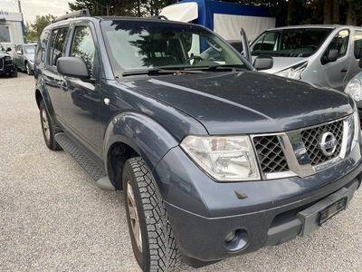 gebraucht Nissan Pathfinder 2.5 dCi LE