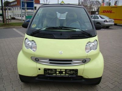 gebraucht Smart ForTwo Cabrio CDI 0 8 PULSE NEUES MODELL
