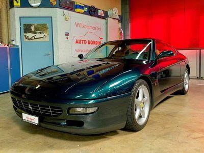 gebraucht Ferrari 456 GT verde silverstone