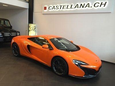 gebraucht McLaren 650S Coupé 3.8 V8 SSG