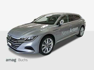 gebraucht VW Arteon SB 2.0 TSI Elegance 4Motion DSG