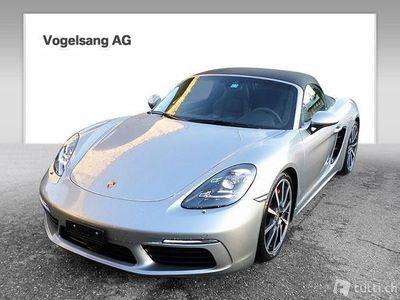 gebraucht Porsche 718 Boxster S 2.5 PDK